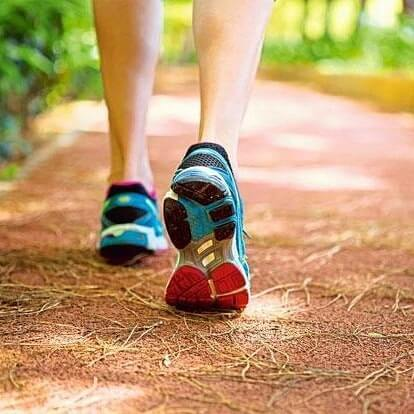 walking exercise - Thin waist in 7 days