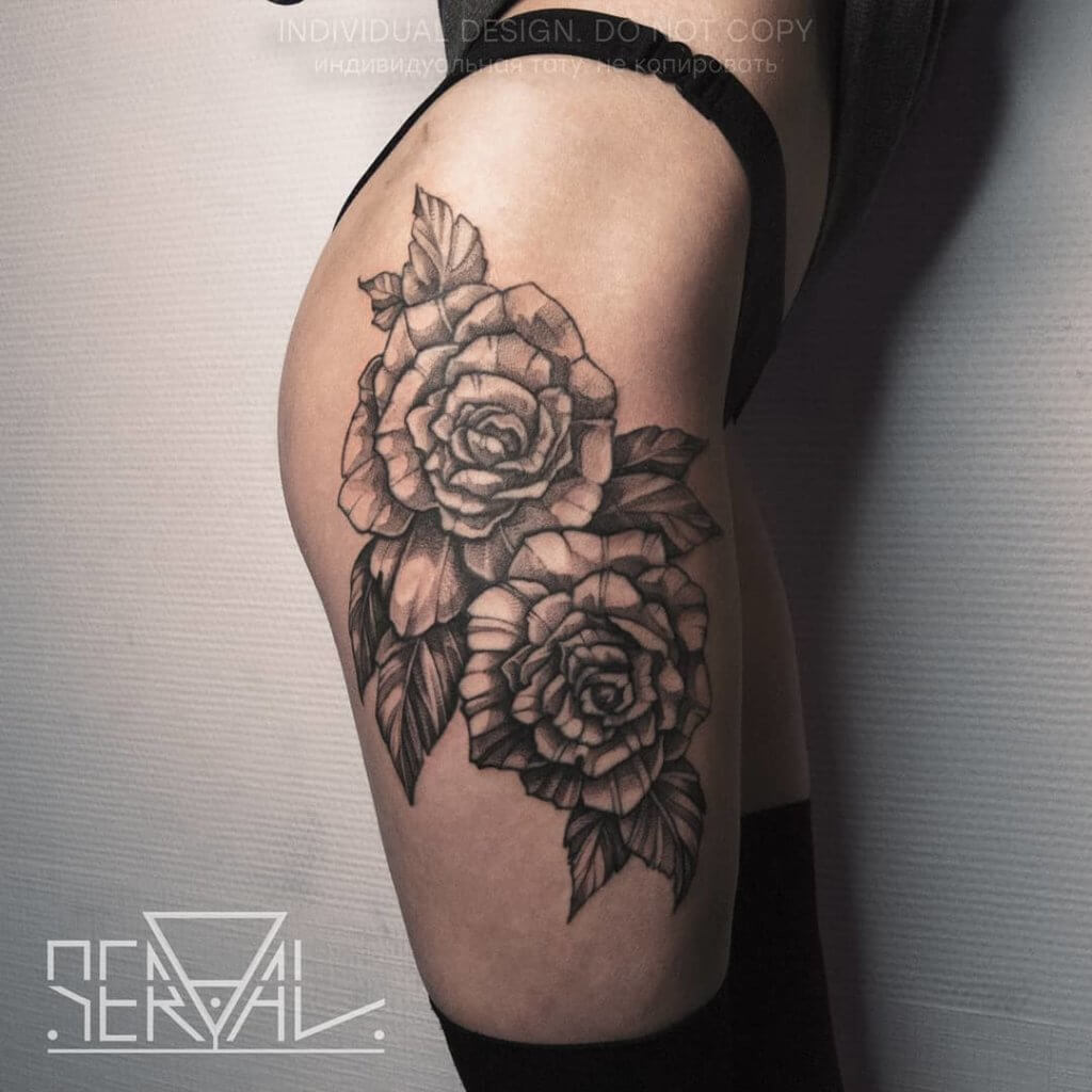 We collected the idea of  23+ rose tattoos to help beautiful women personalize.